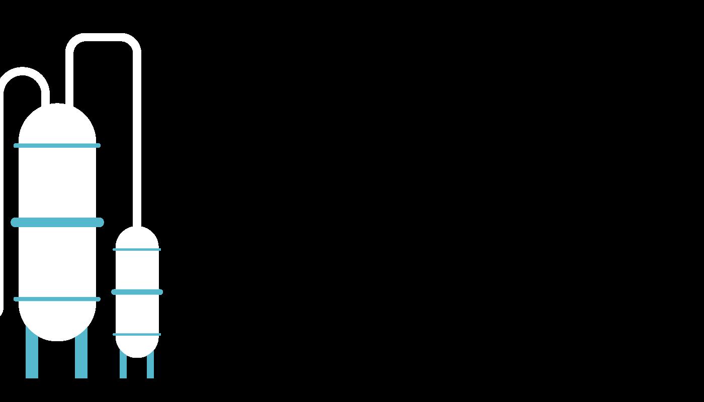 Vector image of machine