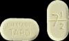 7 milligrams warfarin yellow
