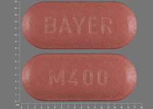 Avelox 400mg Tablet