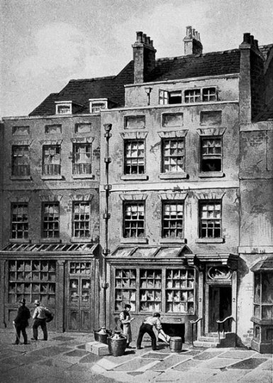 Plough Court Pharmacy in London