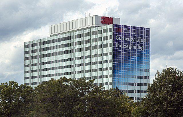 3M Headquarters in Maplewood, Minnesota