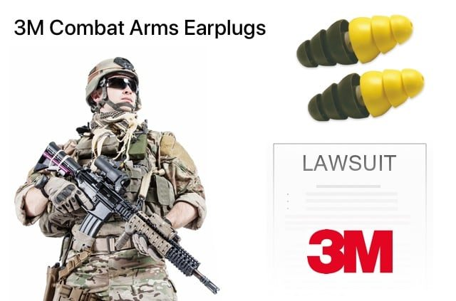 3M Dual-Ended Combat Arms Earplugs Lawsuits