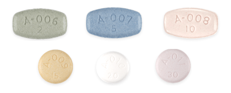 Abilify dosage example