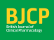 British Journal of Clinical Pharmacology Logo