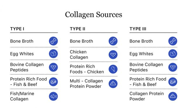 collagen sources