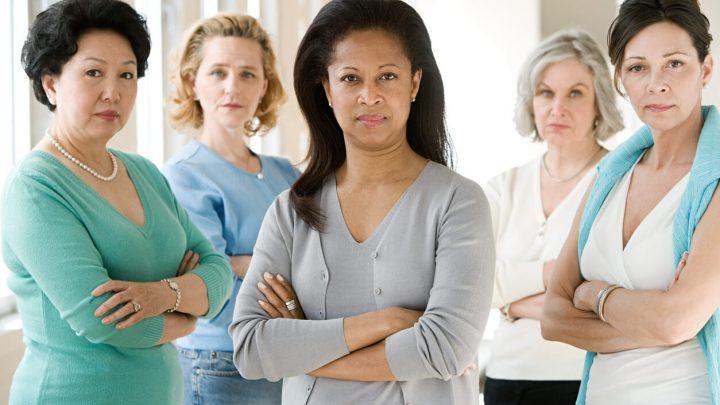Serious women against Essure