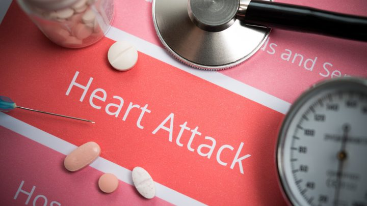 fluoroquinolones and heart attack sign
