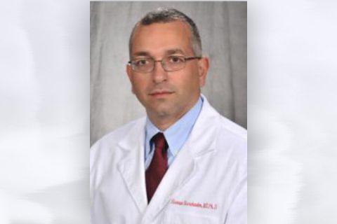Hooman Noorchashm, MD, PhD, cardiothoracic surgeon