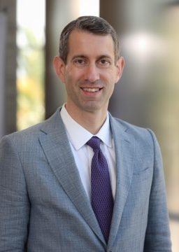 Portrait picture Dr. H. John Cooper