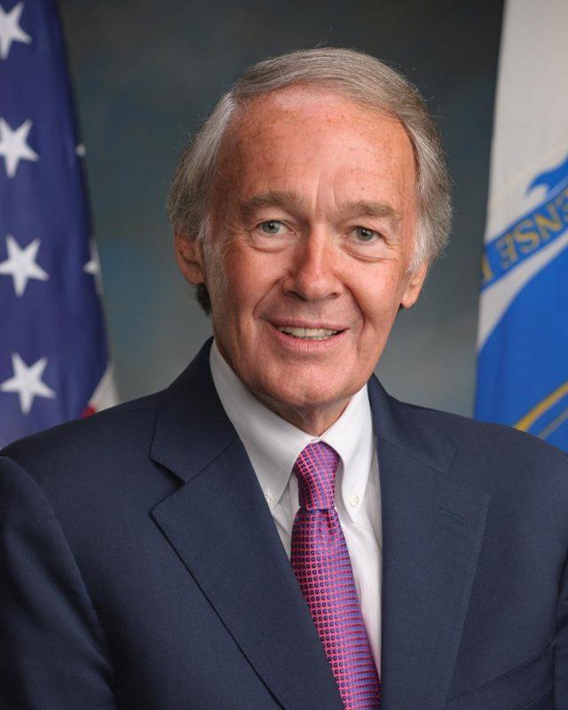Democratic Senator Edward Markey