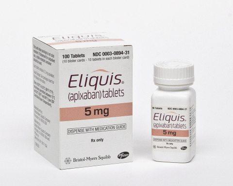 Blood Thinners Pradaxa Xarelto Have New Competitor In Eliquis