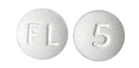 Lexapro 5 mg tablet