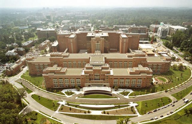 NIH Clinical Reasearch Center