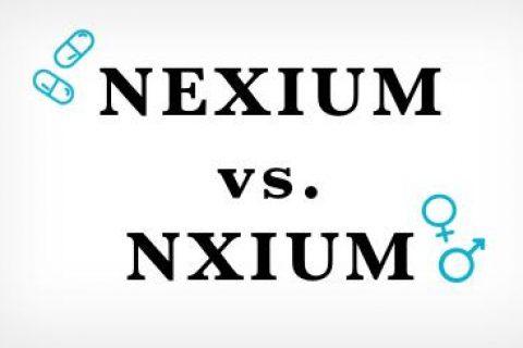Nexium vs Nxium