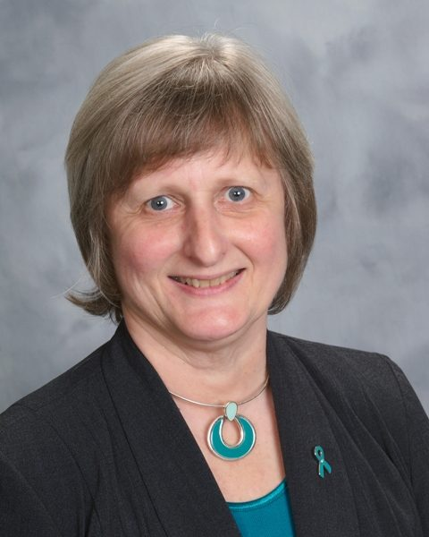 Sandra Cesario, a Professor at the College of Nursing at Texas Woman's University