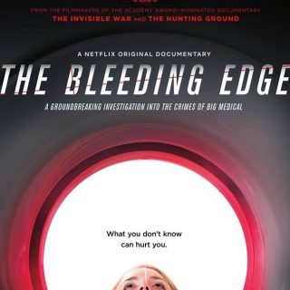 The Bleeding Edge film poster