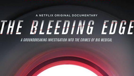 The Bleeding Edge film poster
