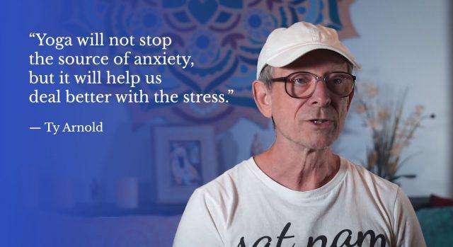 Yoga Instructor Ty Arnold