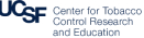 Center for Tobacco Control Research and Education Logo