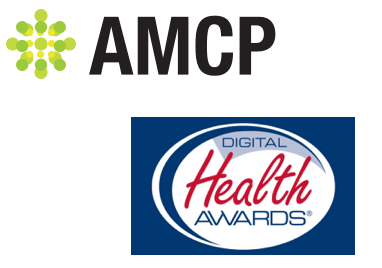 AMCP and Digital Health Awards Logos