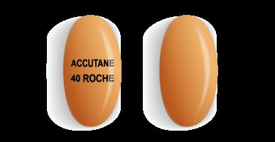 Accutane pill