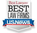US News Best Law Firms Logo