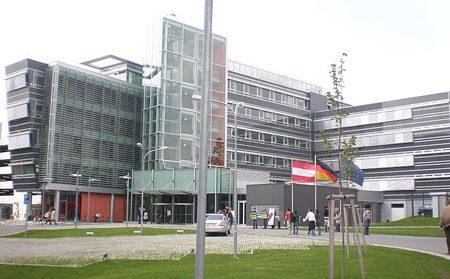 Boehringer Ingelheim Research Facility in Vienna, Austria