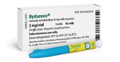 Byetta Pen and Bydureon Box