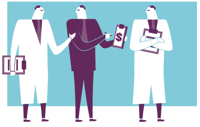 marketing and scientist
