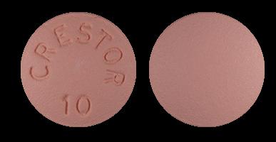 Crestor Pills