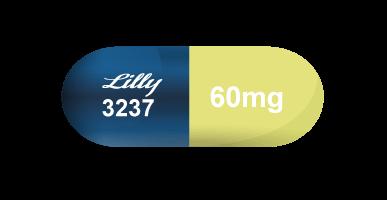 Cymbalta 60mg capsule