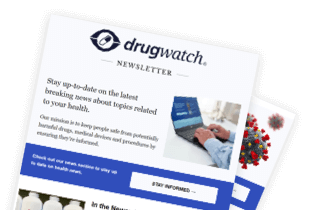 Drugwatch Newsletter thumbnail