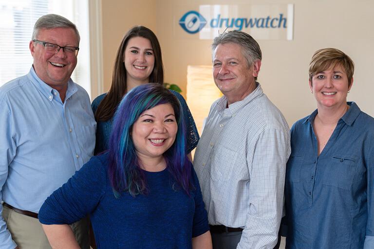 Drugwatch Team Members