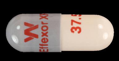 Effexor 37.5 mg pill