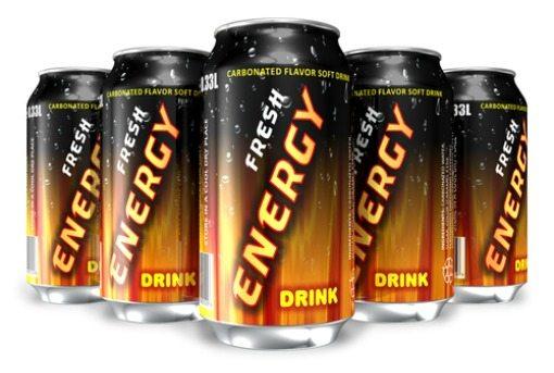 Fresh Energy drinks