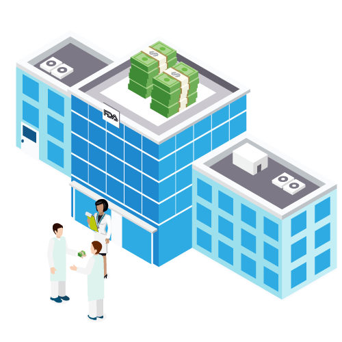 Funding illustration