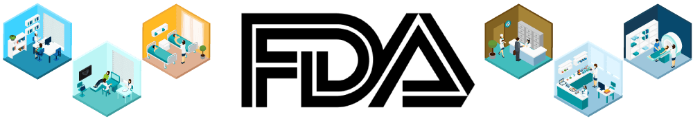 Fda Logo and departments