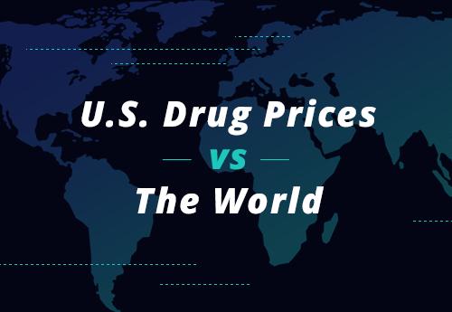 U.S. Drug Prices vs. The World
