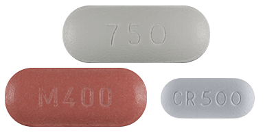Cipro, Levaquin and Avelox Fluoroquinolone Pills