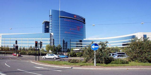 GSK Headquarters building