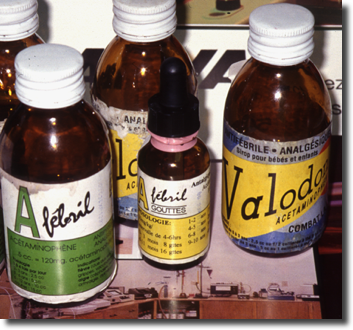 Medications contaminated with DEG from a 1995 investigation