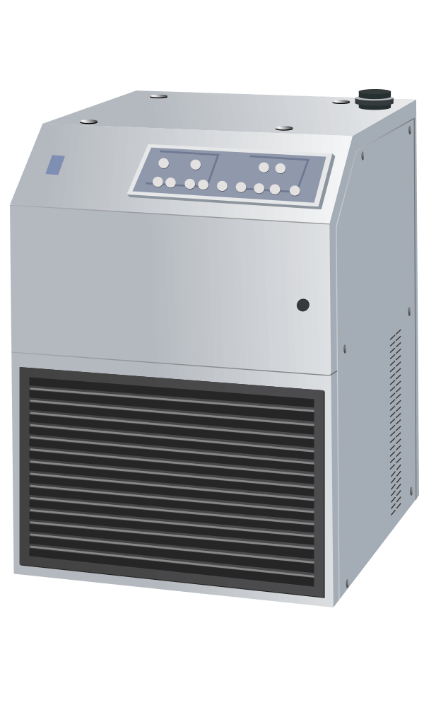 Heater Cooler Device Illustration