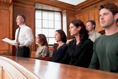 DW Jury sitting in courtroom TP
