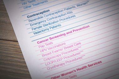 Contraception document