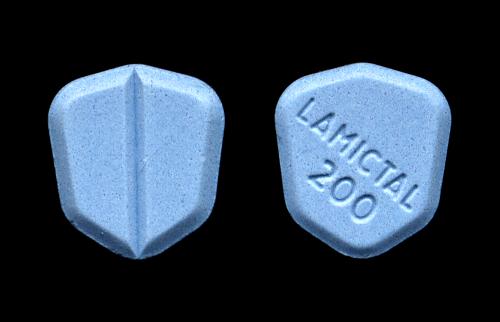 Lamictal 200 MG Tablets