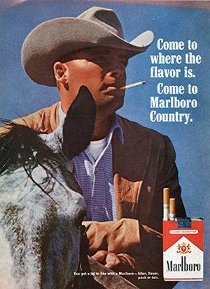 Marlboro Country Ad