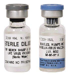 M-M-R II Vaccine