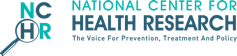National Center for Health Research Logo