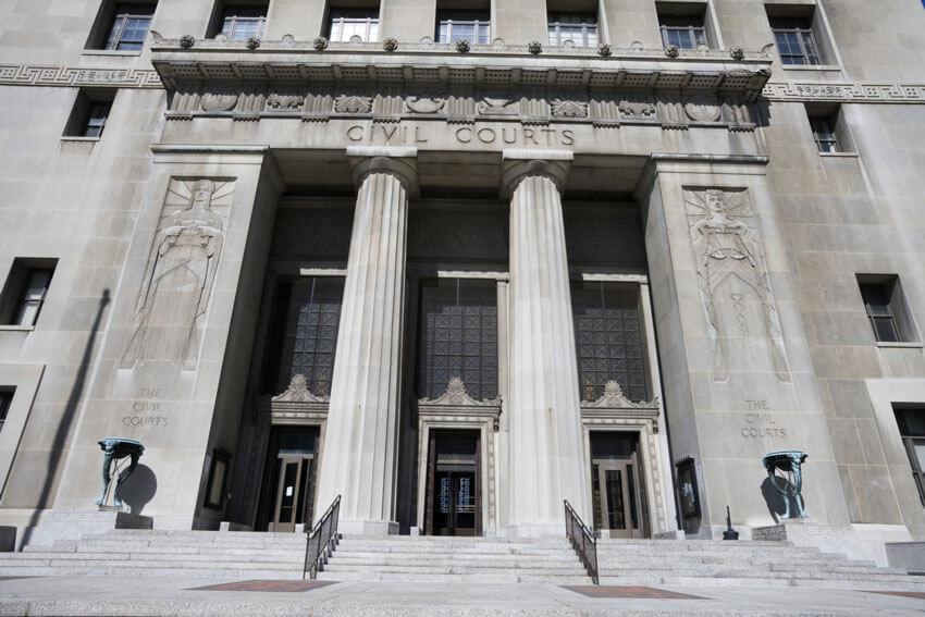 Saint Louis Civil Courts
