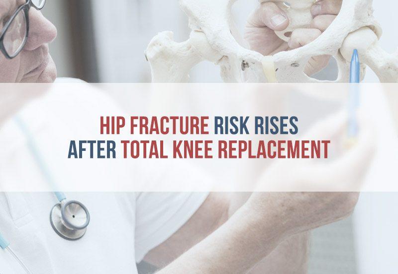 doctor examines a 3d model of a hip bone